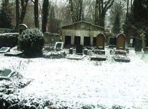 Jüdischer Friedhof Neu-Ulm