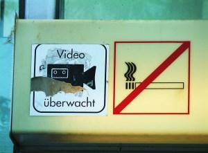 Rauchverbot videoüberwacht Fürth
