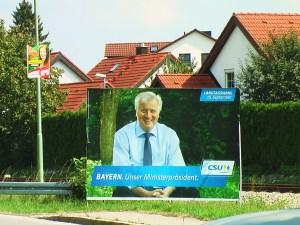 Seehofer CSU Bad Wörishofen