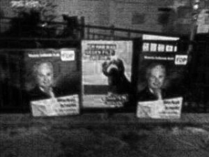 Wahlkampf in Augsburg