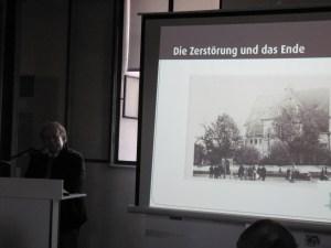 Museum Kriegshaber Dr. Henry Brandt Ende und Zerstörung