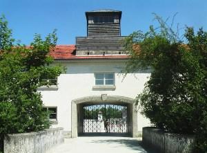 Dachau Lager Tor