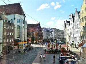 Augsburg Moritzplatz