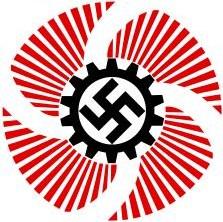 KdF Kraft durch Freude Logo